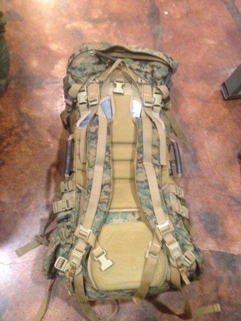 marine field pack