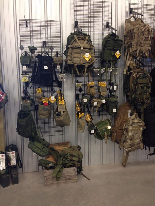 Camo Corner Surplus Gun Range Ammunition Tactical Gear